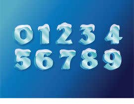 khaldiyahya tarafından Need an artist to draw numbers from 0 to 9 in different themes and styles için no 98