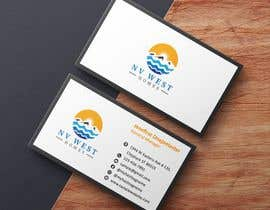 #163 for 2-Sided business card design by hyroquemahmud