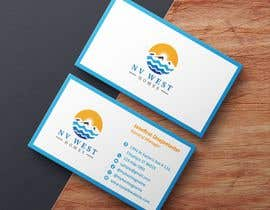 #164 for 2-Sided business card design by hyroquemahmud