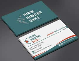 #262 for 2-Sided business card design NVW by Shuvo4094