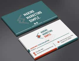 #263 for 2-Sided business card design NVW by Shuvo4094