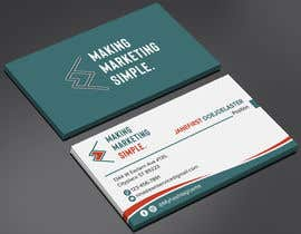#267 for 2-Sided business card design NVW by Shuvo4094