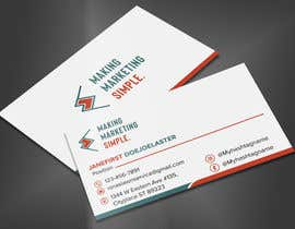 #272 for 2-Sided business card design NVW by Shuvo4094