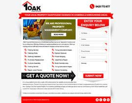 #5 for Build a Website for 1oak property maintenance af gravitygraphics7