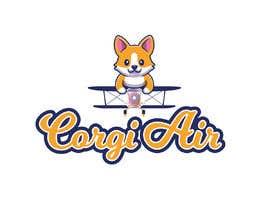#188 для Need a Line Art Logo for Corgi Air от mywebsite007