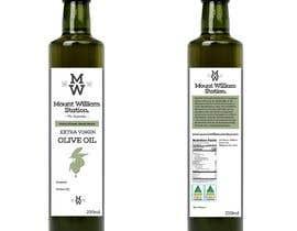 stevyb tarafından Create a luxury country feeling olive oil label için no 33