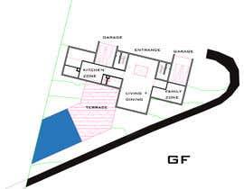 fneish1994sh16 tarafından House Floor Plans on steep inclined Property için no 28
