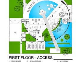 ArqZayasJackson tarafından House Floor Plans on steep inclined Property için no 19