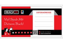 Bài tham dự #84 về Graphic Design cho cuộc thi Design a forwarding label for my book
