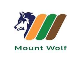 """Nro 90 kilpailuun need a logo for our new brand """"mount wolf"""" käyttäjältä nahinr885"""