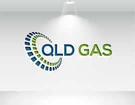 #124 untuk QLD GAS LOGO oleh shakilahmedredoy
