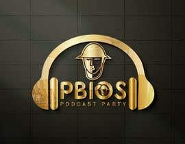 aihdesign tarafından PBIOS Podcast Party logo için no 267