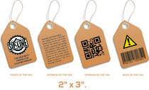 retail product tag için Graphic Design16 No.lu Yarışma Girdisi