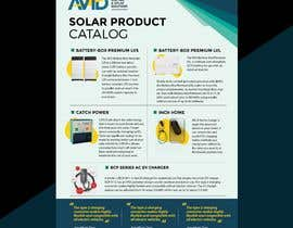 #14 for Brochure for selling Solar by prasetyo76