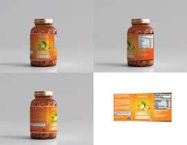 Munna01777 tarafından Label Design for supplements - NO Logo design ! için no 37