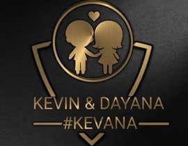 ahmedfrustrated tarafından #KEVANA wedding logo için no 90