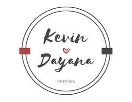 chrischurchil tarafından #KEVANA wedding logo için no 157