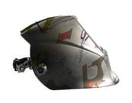 #18 cho Welding Helmet Design and slogan bởi kaemon25