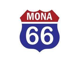 Nro 10 kilpailuun Mona's 66th birthday logo käyttäjältä sazedarahman