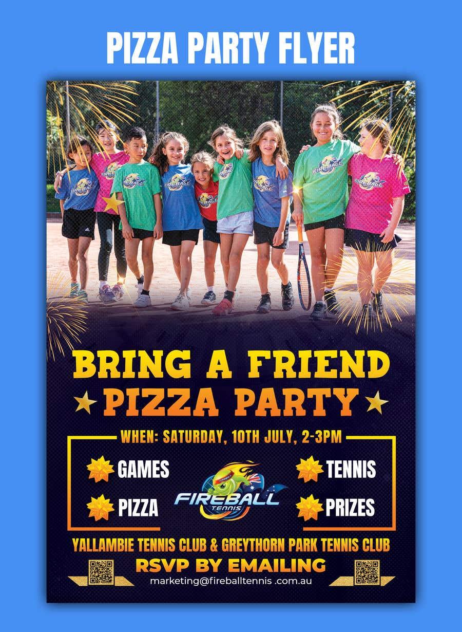 Penyertaan Peraduan #                                        40                                      untuk                                         Fireball Bring a Friend Pizza Party