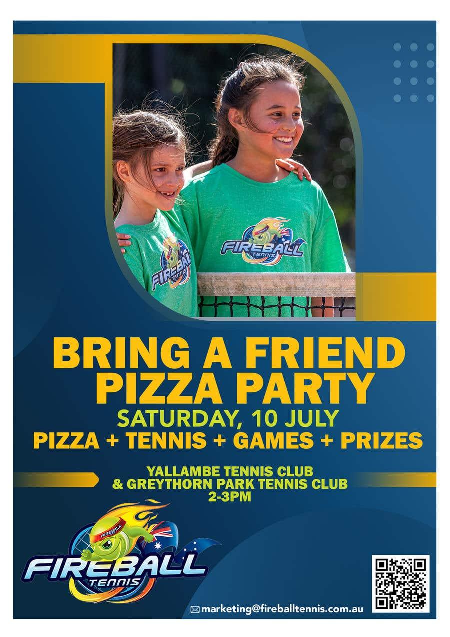 Penyertaan Peraduan #                                        9                                      untuk                                         Fireball Bring a Friend Pizza Party