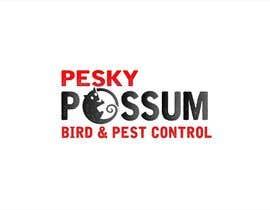 #40 for Design a Logo for Pesky Possum Pest Control af gorankasuba