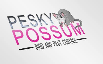 #58 for Design a Logo for Pesky Possum Pest Control af RAIDAHKHALIDSYED
