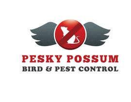 #78 for Design a Logo for Pesky Possum Pest Control by sunny9mittal