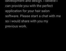 Kingharryjoe tarafından Hair salon apps ( Third party ) için no 54