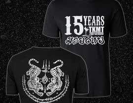 azmiridesign tarafından 15yrs Anniversary T-Shirt Design için no 169