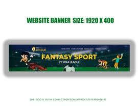 Nro 139 kilpailuun Website Banner2 käyttäjältä RajusarkerGD