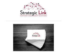 "#24 para Design a Logo for ""Strategic Link"" por carlosbehrens"