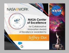#71 для NASA Challenge: Design a CoECI Team Member Certificate от ferisusanty