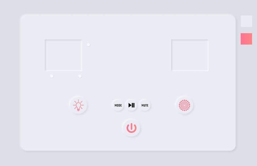 Konkurrenceindlæg #                                        28                                      for                                         Redesign a control panel
