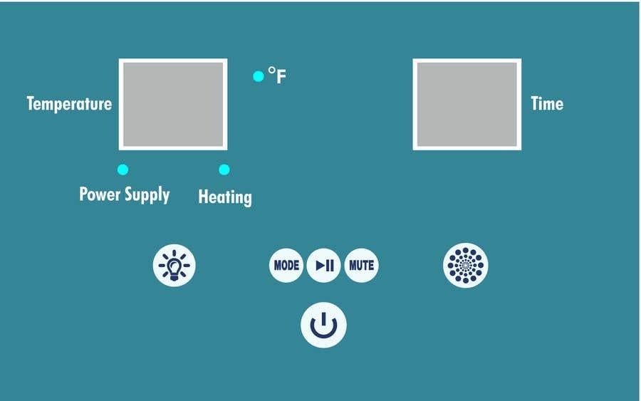 Konkurrenceindlæg #                                        54                                      for                                         Redesign a control panel