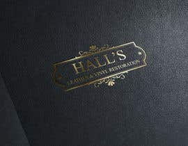 #37 untuk Leather and Vinyl Company Logo oleh Hassan12feb