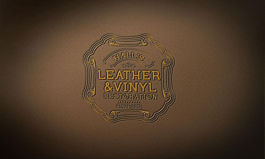 Konkurrenceindlæg #                                        21                                      for                                         Leather and Vinyl Company Logo