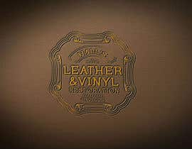 #21 for Leather and Vinyl Company Logo by ayubouhait