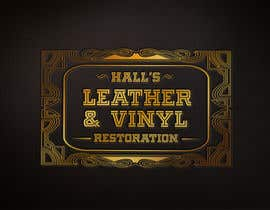 #36 para Leather and Vinyl Company Logo por ayubouhait