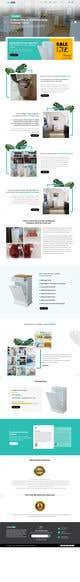Kilpailutyön #                                                27                                              pienoiskuva kilpailussa                                                 Landing Page Design in Pagefly (Shopify)