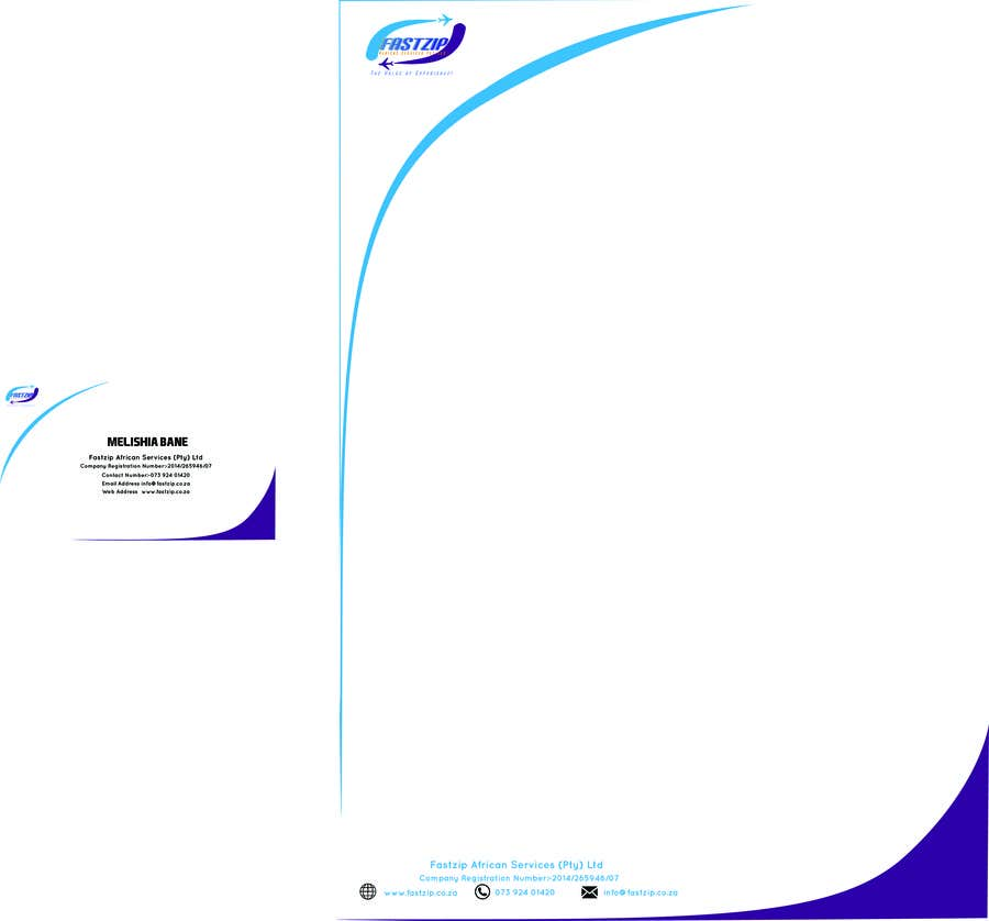 Konkurrenceindlæg #                                        17                                      for                                         Design Letterhead and Business Card for a travel business