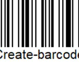 Nro 7 kilpailuun Create any barcode käyttäjältä minhajul0027