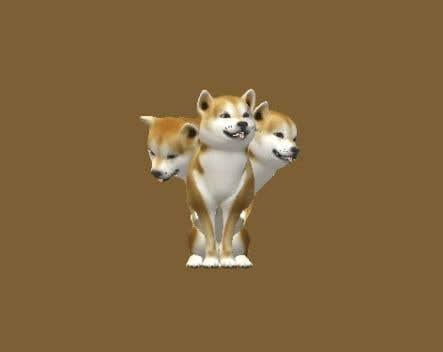 Kilpailutyö #                                        99                                      kilpailussa                                         cerberus puppy