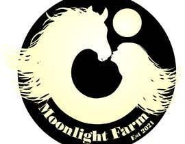 manikmoon tarafından Create a Logo for a Horse Farm için no 329