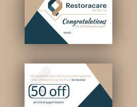 """#27 for 3"""" x 5"""" Double sided Promotional Card For Clinic Opening by aliurrahat"""