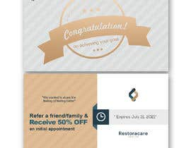 """#10 for 3"""" x 5"""" Double sided Promotional Card For Clinic Opening by Facundo211"""