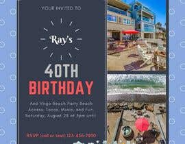 #28 for Save the Date and Invitation af mdkhaled360