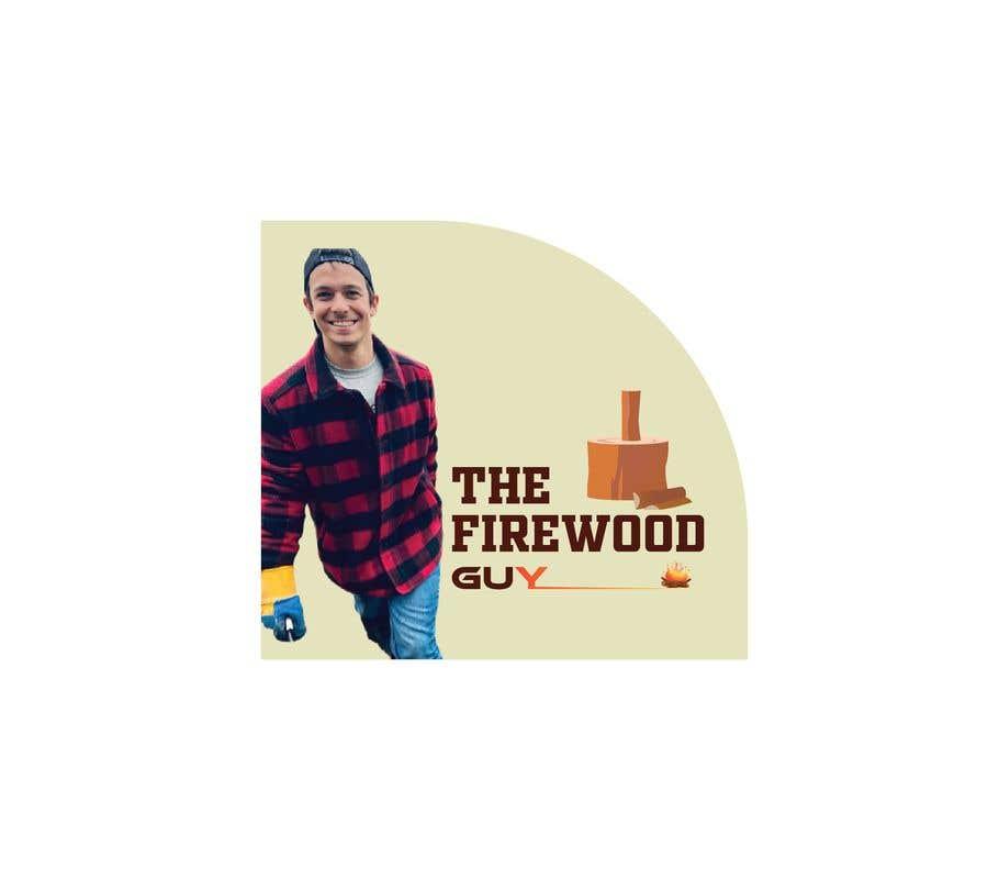 """Bài tham dự cuộc thi #                                        27                                      cho                                         """"The Firewood Guy"""" Logo"""
