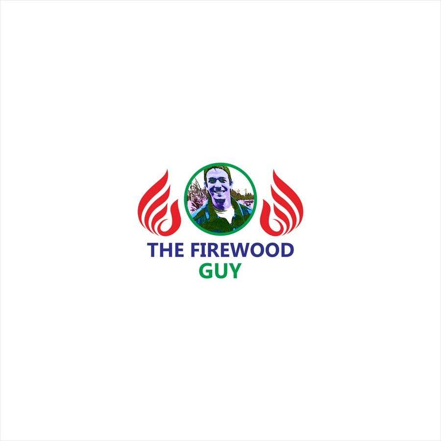 """Bài tham dự cuộc thi #                                        36                                      cho                                         """"The Firewood Guy"""" Logo"""