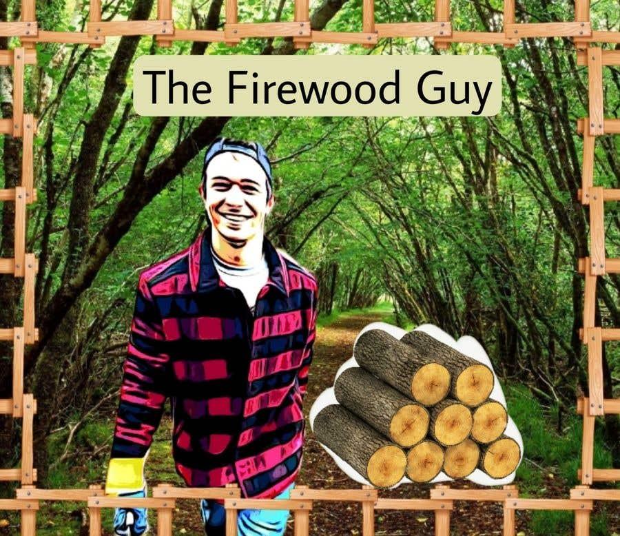 """Bài tham dự cuộc thi #                                        20                                      cho                                         """"The Firewood Guy"""" Logo"""